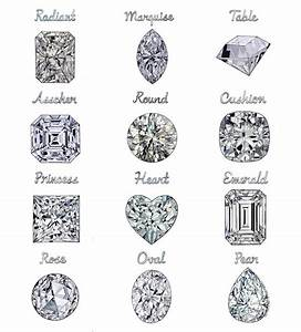 how to choose the diamond cuts of your engagement ring With different cuts of wedding rings