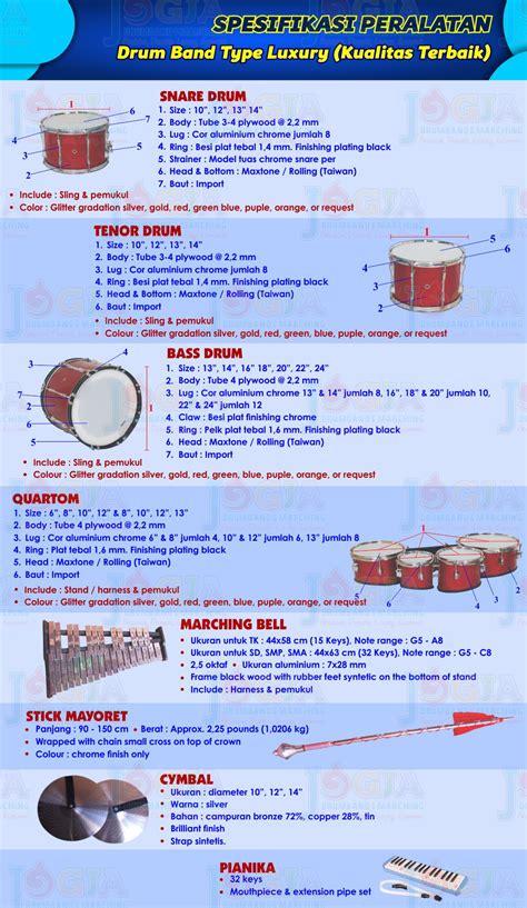 Jual alat drumband sd wa 0812 274 2814 tajusa drumband. Gambar Perlengkapan Peralatan dan Spesifikasi Alat Musik Drum Band   Drum Band Marching Band ...
