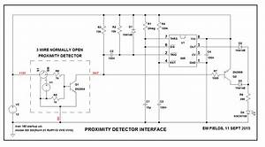 Proximity Switch Wiring Diagram For A