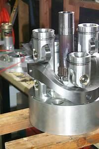 Revolving Cylinder Engine