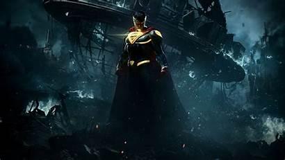 Superman Wallpapers Injustice Desktop Dead Widescreen Backgrounds