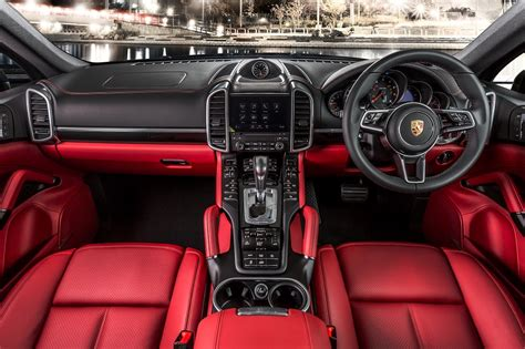 porsche cayenne interior porsche cayenne 2017 interior best new cars for 2018