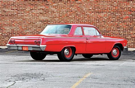 1962 Chevrolet Bel Air  409 Memories  Hot Rod Network