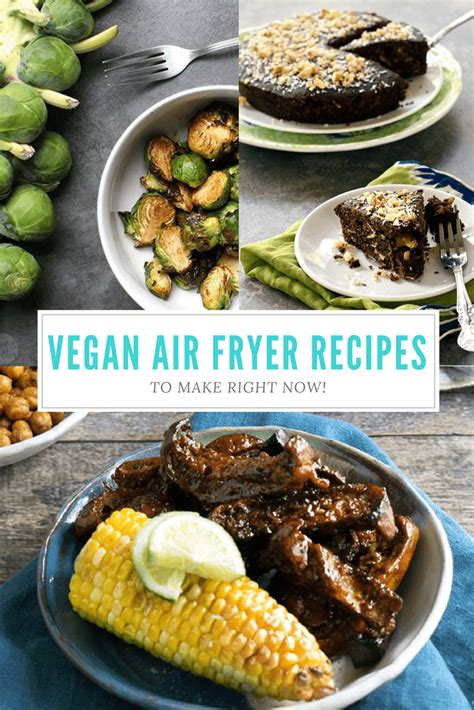 fryer air vegan recipes right easy cake linkedin whatsapp pocket reddit email