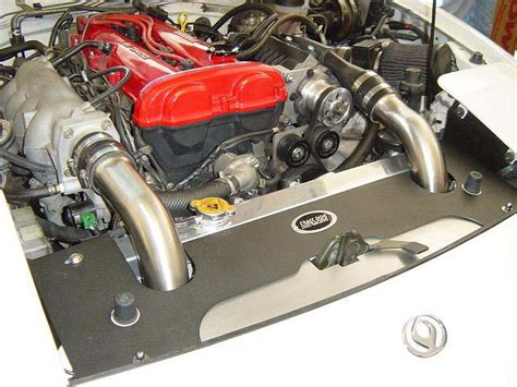 Supercharged Na Miata by 90 93 Intercooler Kit For The Jrsc M45 Supercharger For