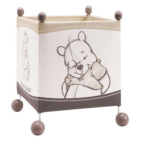 chambre bébé sauthon winnie le de chevet beige de sauthon baby déco