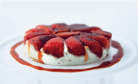 ecole de cuisine ducasse tian aux fraises par l 39 école de cuisine alain ducasse