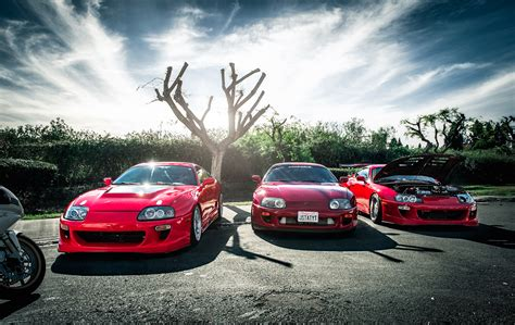 Toyota Supra Wallpapers, Pictures, Images