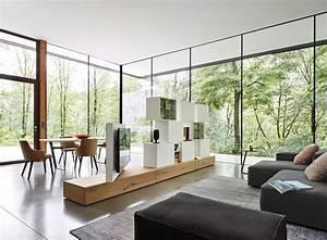 Raumteiler Mit Tv : raumteiler kreativ einsetzen inspiration bei couch ~ Yasmunasinghe.com Haus und Dekorationen