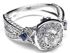 sapphire engagement ring square and sapphire engagement rings engagement ring halo laced engagement ring