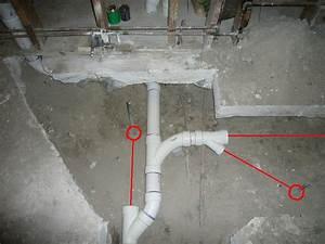 Moving Plumbing Under A Concrete Slab