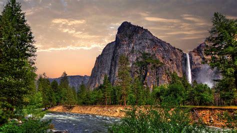 Yosemite Wallpaper, Nature  Forest Yosemite, 5k