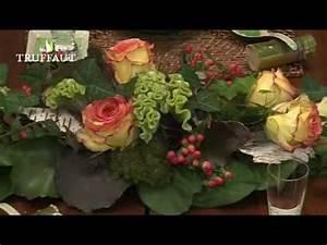 Centre De Table Champetre : art floral un centre de table champ tre original ~ Melissatoandfro.com Idées de Décoration