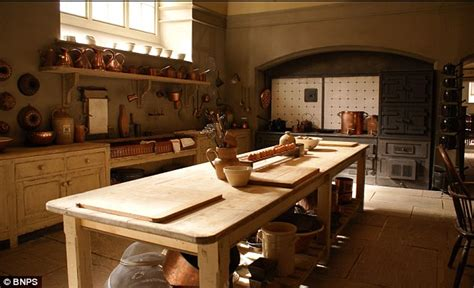 downton kitchen design now you can create your own servants quarters as downton 6946