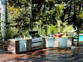 kitchen outdoor ideas outdoor kitchen ideas d s furniture