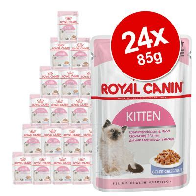 Royal Canin Kitten by Royal Canin Kitten Instinctive Mixed Pack Cat Food