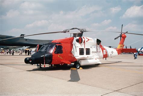 Sikorsky Hh-60 / Mh-60t Jayhawk Medium Range Search