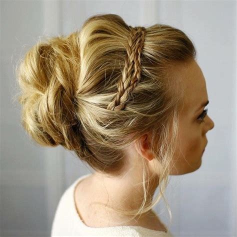 Updo Hairstyles For Hair Casual by Hairstyles Updos Casual Hair