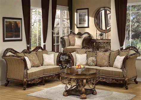 Living Room Furniture Vintage Style : Antique Living Room Furniture Sets