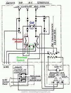 Wiring Diagram 3 Pole Contactor