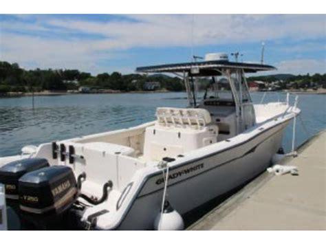 Grady White Boats Maine by 2002 Grady White Bimini 306 Powerboat For Sale In Maine