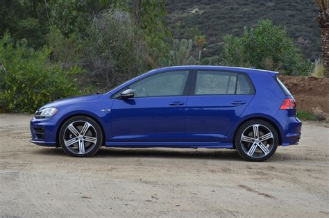 Volkswagon Golf Reviews by Capsule Review 2015 Volkswagen Golf R The About Cars