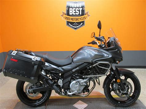 Suzuki V Strom 2014 by 2014 Suzuki V Strom Dl650a Adventure For Sale 82741 Mcg
