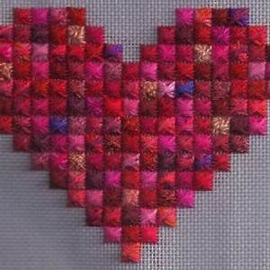 How To Stitch Bargello Needlepoint  U2013 All About Needlepoint