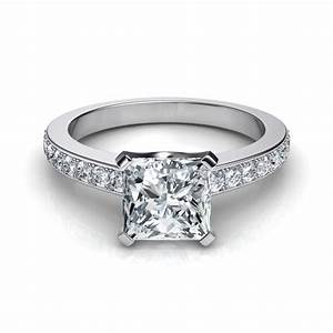 novo princess cut diamond engagement ring With princess cut diamond wedding rings