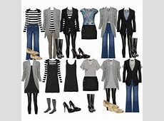 Basic clothes How to create different looks