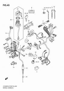 2011 Suzuki Kingquad 400 Wiring Diagram