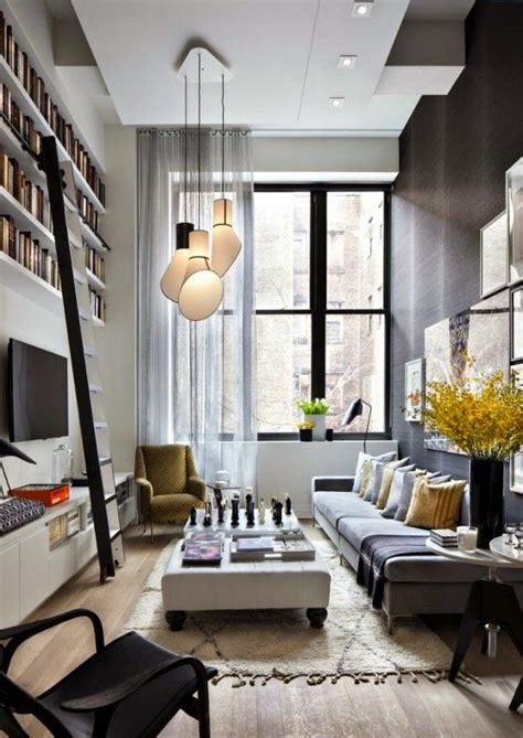 20 stylish functional solutions for decorating narrow
