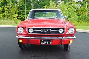 1966 Ford Mustang K-Code GT Convertible - Hot Rod Network