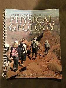 Laboratory Manual In Physical Geology By American