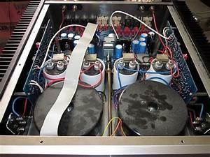 Gamut Amplifier Repairs