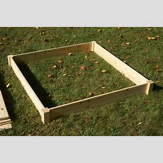 Riverstone Eden 4x4 Raised Garden Bed (55 Inches Tall