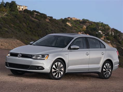 volkswagen jetta volkswagen jetta hybrid 2013 car wallpapers 02 of