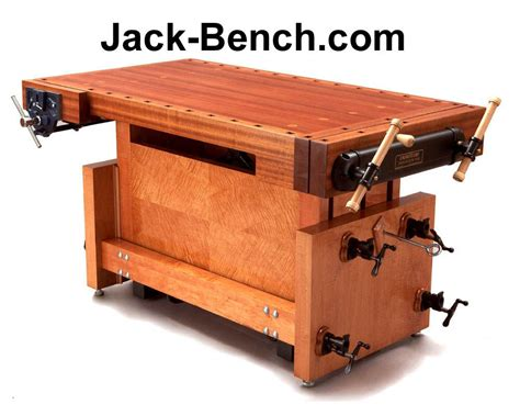 adjustable height diy workbench plans large wood