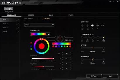 Tuf Asus Gaming Keyboard K7 Software Lighting
