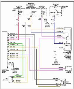 1998 Jeep Wrangler Radio Wiring Diagram