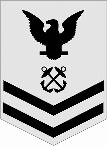 Svg Navy Insignia Class Petty Officer Mate