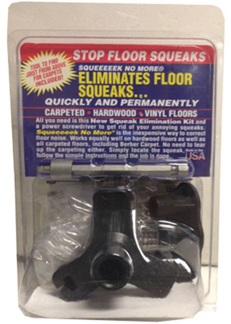squeaky floor kit canada creaky floors use squeeeeek no more kit to stop floor noise