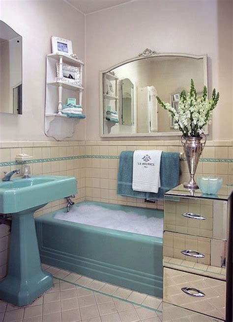 Retro Modern Bathroom Ideas by 17 Best Decorating Around School Bathroom Tile Images
