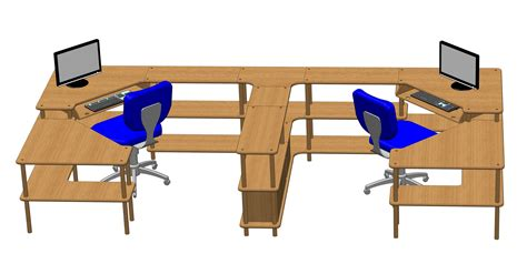 bureau astucieux espace de travail modulable modulotheque com
