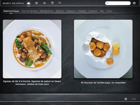 grand livre de cuisine alain ducasse mon grand livre de cuisine la 1 232 re application pour