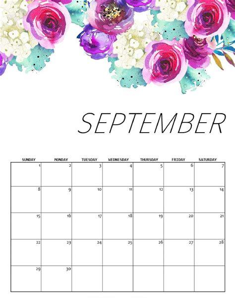 september  calendar wallpapers wallpaper cave