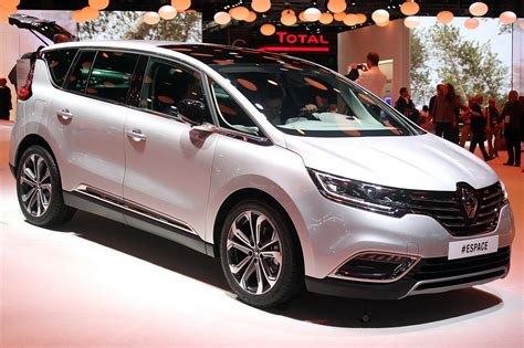 renault minivan renault espace paris 2014 photo gallery autoblog