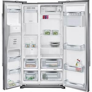 Siemens Side By Side : siemens ka90dvi20g iq500 side by side american fridge freezer stainless steel appliances direct ~ Frokenaadalensverden.com Haus und Dekorationen