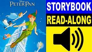 Peter Pan Read Along Story book   Peter Pan Storybook ...
