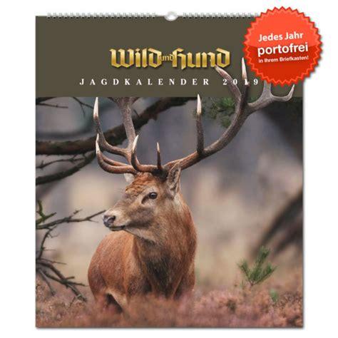 wild und hund jagdkalender wild und hund